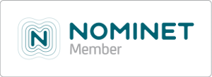 We are Nominet members